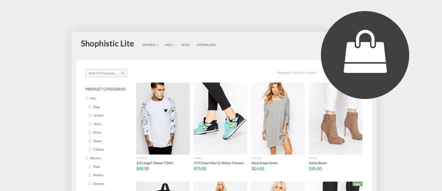 Business & Services WooCommerce Themes for WordPress