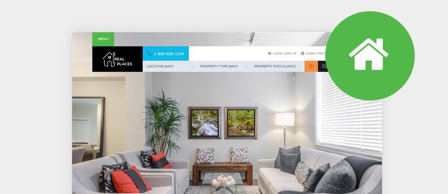 Best WordPress Real Estate Themes 2017 Agencies Realtors Directories