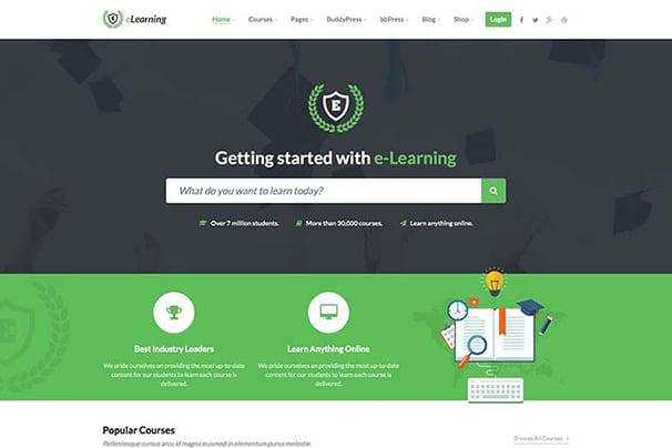 eLearning WP