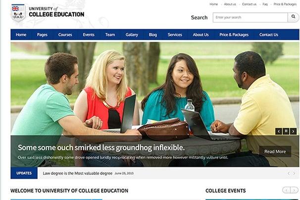 University | Education