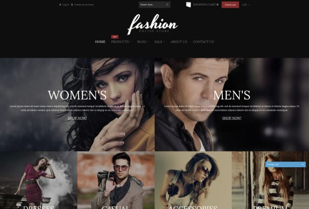 fashion-online-store