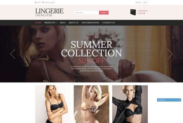 lingerie-store