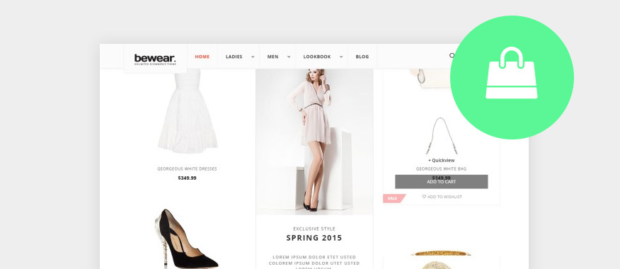 60 best fashion clothing shopify themes 2017 fashion clothing shopify themes fandeluxe Images
