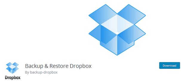 Backup & Restore Dropbox
