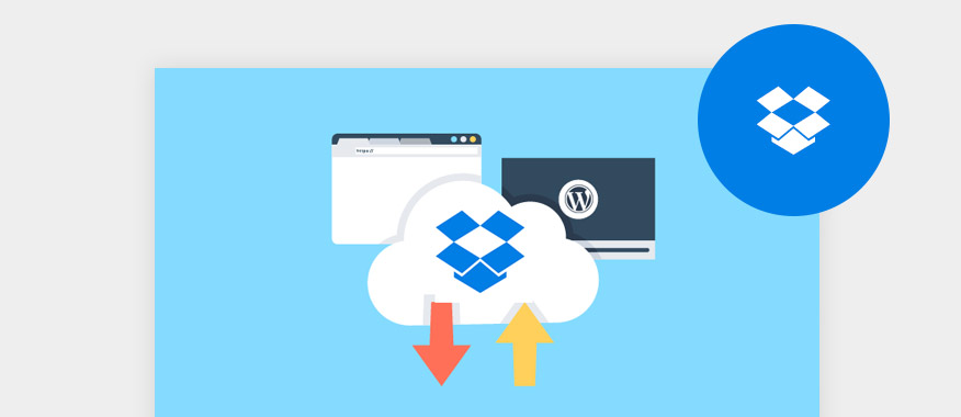 How to Backup WordPress to Dropbox