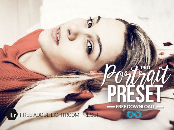 Portrait Pro, Free Lightroom Preset