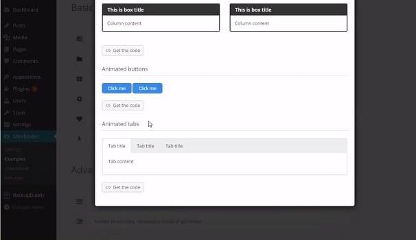 Shortcode Plugin, Ultimate Plugin